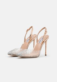 Steve Madden - RECORD - High heels - rose gold/multicolor - 2