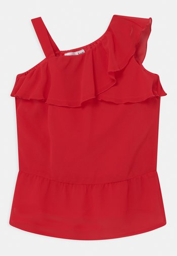NKFBEMERLE - Cocktail dress / Party dress - true red