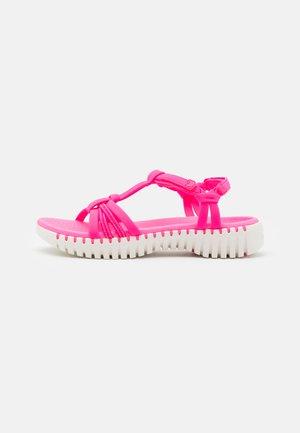 GO WALK SMART - Sandały trekkingowe - pink