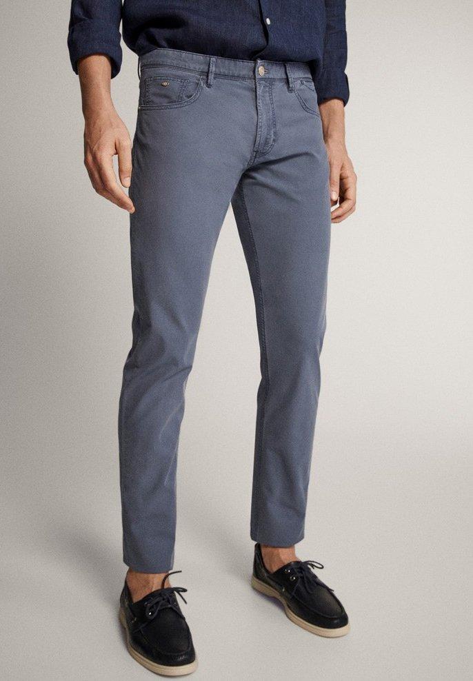 Massimo Dutti - Slim fit jeans - blue