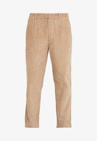 SIGNAL PANTS - Kalhoty - stone
