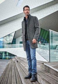 Engbers - Classic coat - grau - 5