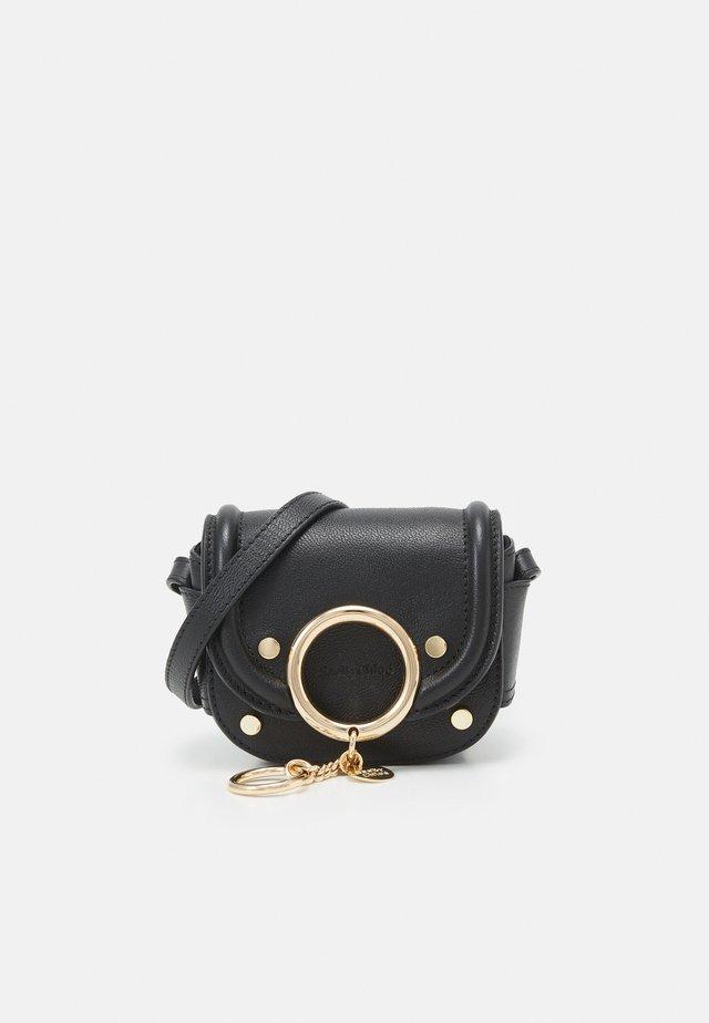 Mara mini shoulder bag - Schoudertas - black