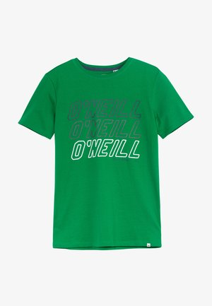 Print T-shirt - jolly green