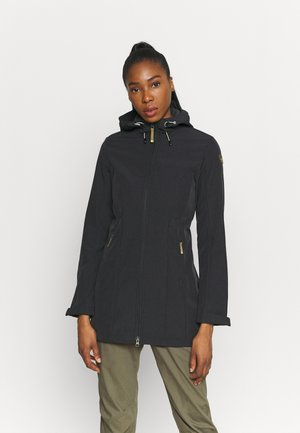 VIAMAO - Kurtka Softshell - dark grey