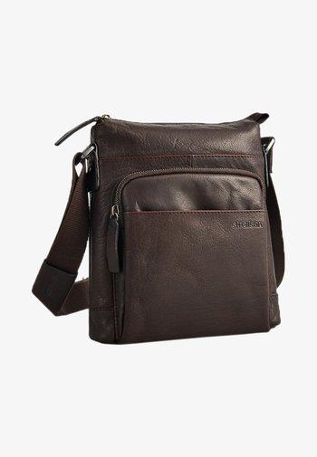 ABBEY - Across body bag - d.braun