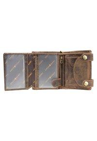 Greenburry - VINTAGE SKULL - Wallet - brown - 1