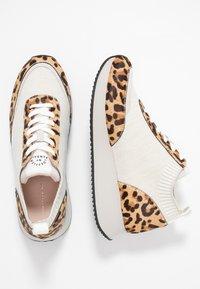 Loeffler Randall - REMI - Sneakers basse - offwhite - 3