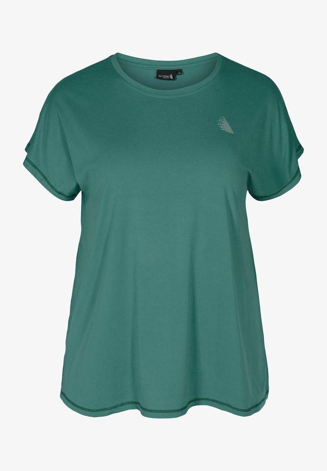 T-paita - green