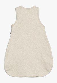 Jacky Baby - SLEEPING BAG HELLO WORLD - Baby's sleeping bag - beige melange - 1