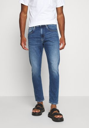REY - Jeans baggy - barton mid blue comfort