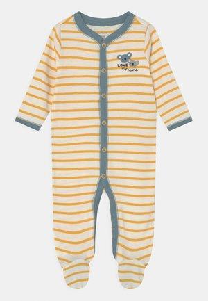 KOALA - Sleep suit - yellow