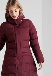 Icepeak - ANOKA - Winter coat - wine - 4