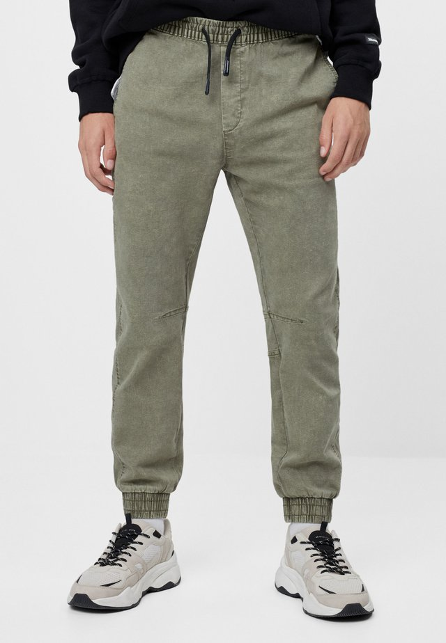 Pantalon de survêtement - khaki
