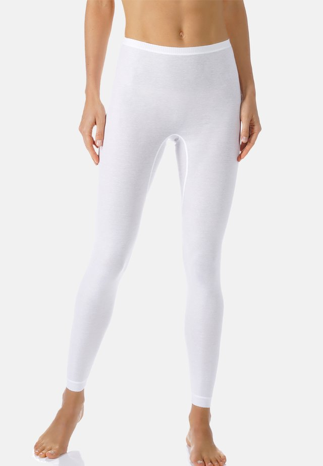 Leggings - Trousers - weiß