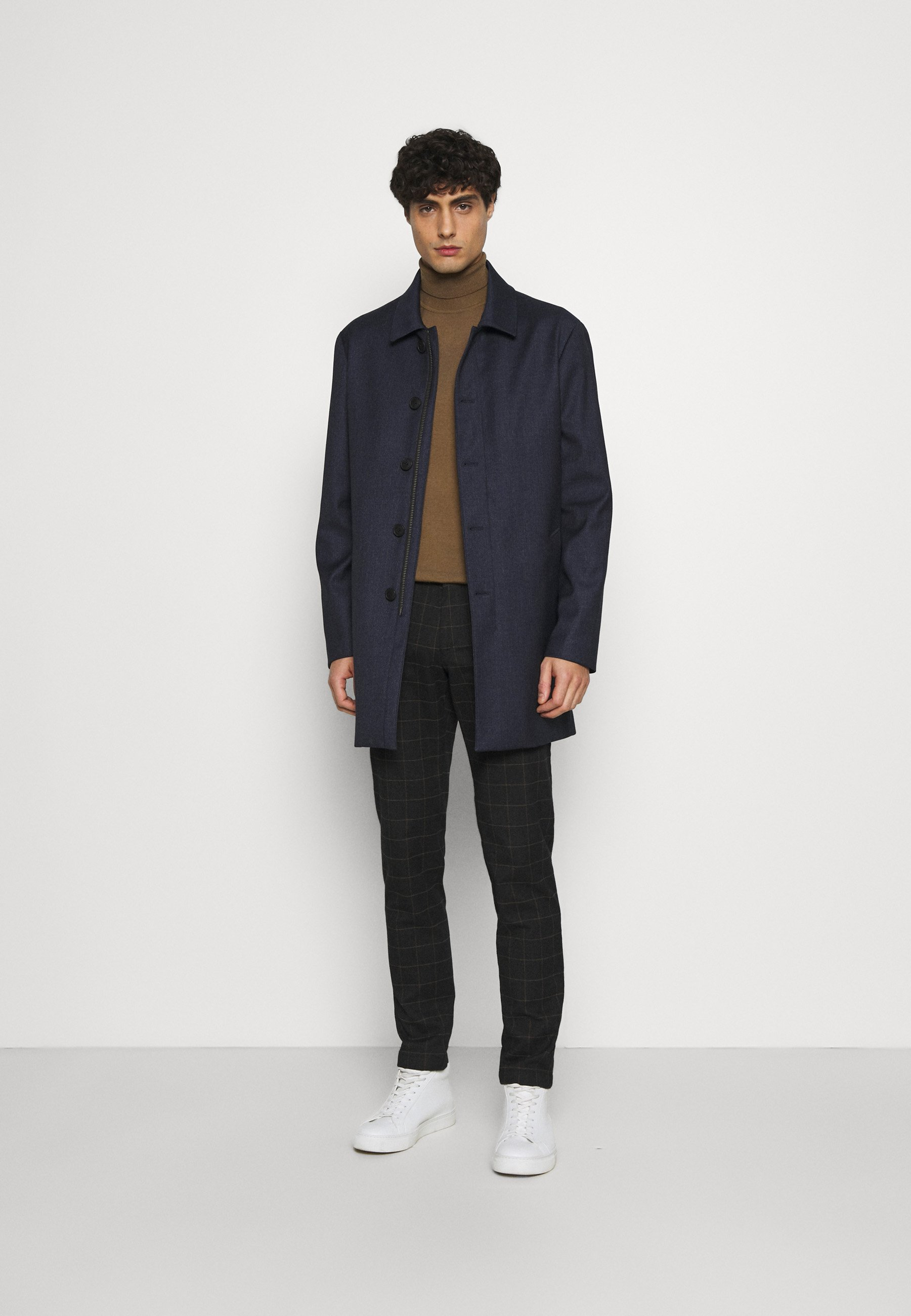 Homme SLHASHFORD FLEX COAT - Manteau classique