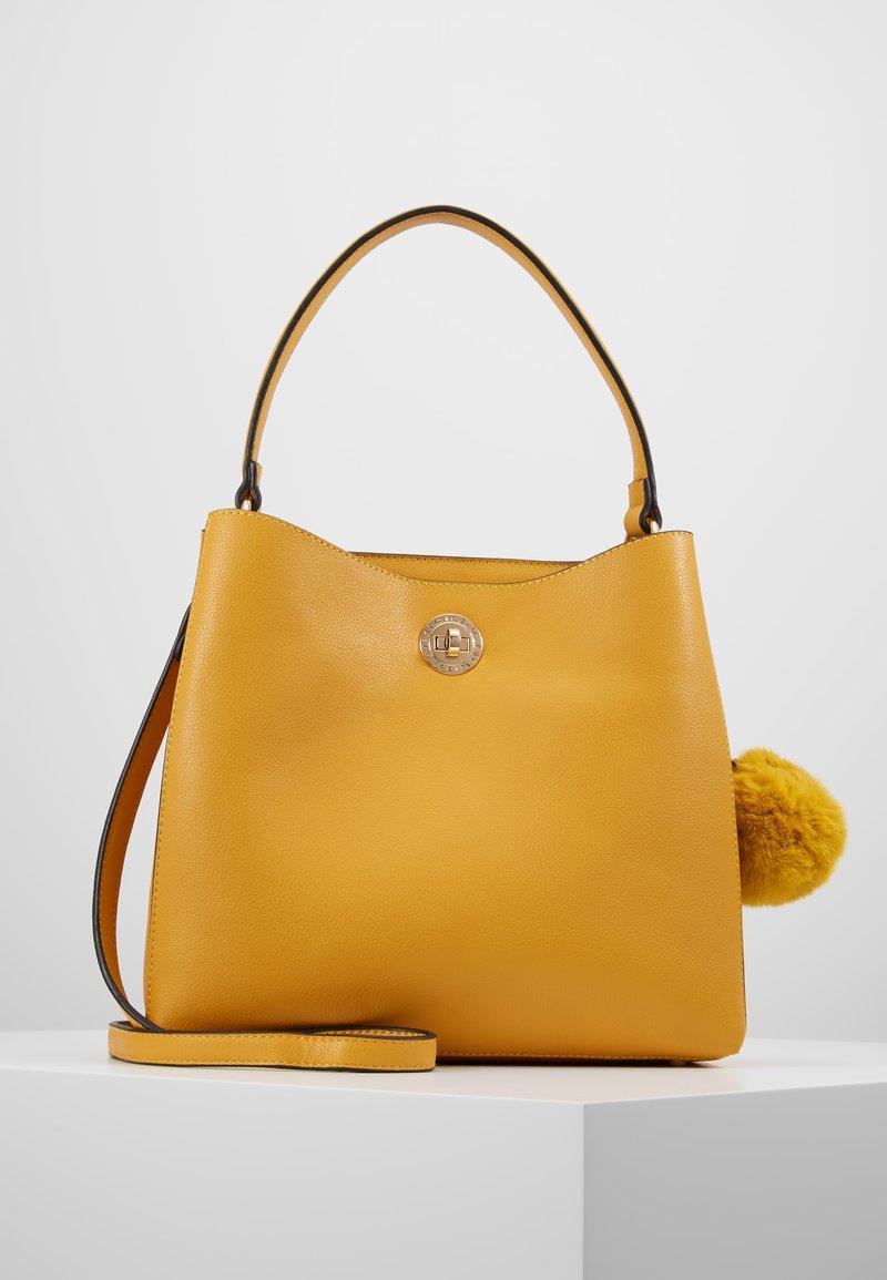L. CREDI - DIDO - Handbag - gelb