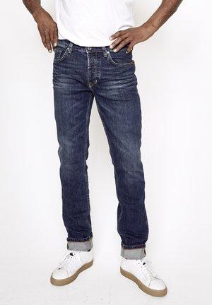 DANNY - Slim fit jeans - mittelblau