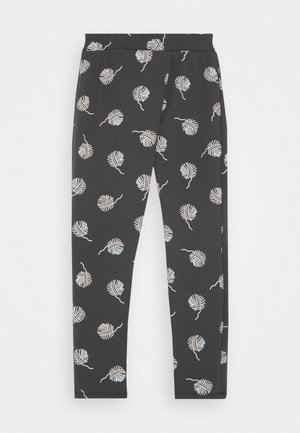 PURE KIDS TROUSERS - Tracksuit bottoms - seal grey