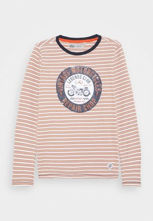 BOYS  - Long sleeved top - sierra
