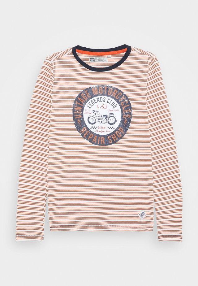 BOYS  - T-shirt à manches longues - sierra