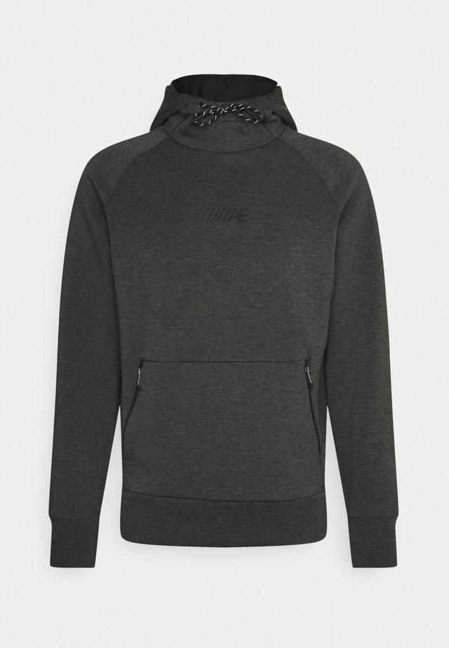 1630 MANCHEGO GATOR HOODIE - Sweatshirt - grey
