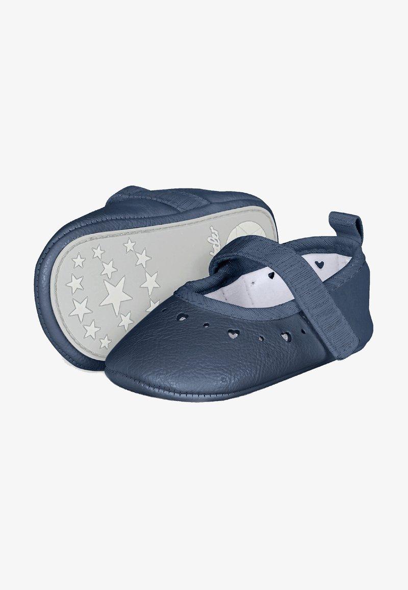 Sterntaler - BABY-BALLERINA - First shoes - marine