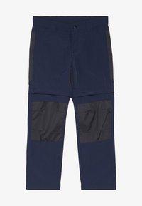 LEGO Wear - WEATHER PANTS - Outdoorové kalhoty - dark navy - 3