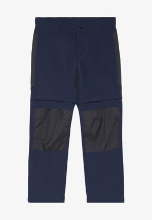 WEATHER PANTS - Outdoor trousers - dark navy