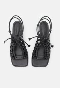 By Malene Birger - RIKA - Sandals - black - 4