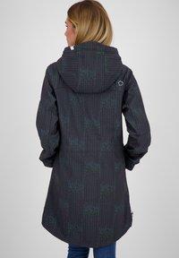 alife & kickin - Outdoor jacket - marine - 2