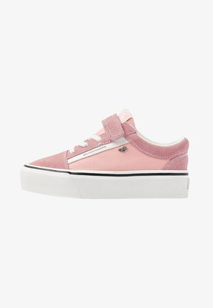 Tenisky - pink/white