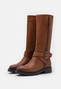 Carmela - LADIES BOOTS  - Cowboy-/Bikerlaarzen - camel - 2