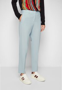 PS Paul Smith - TROUSERS - Kalhoty - mint - 0