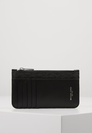 LONG ZIP WALLET - Wallet - black