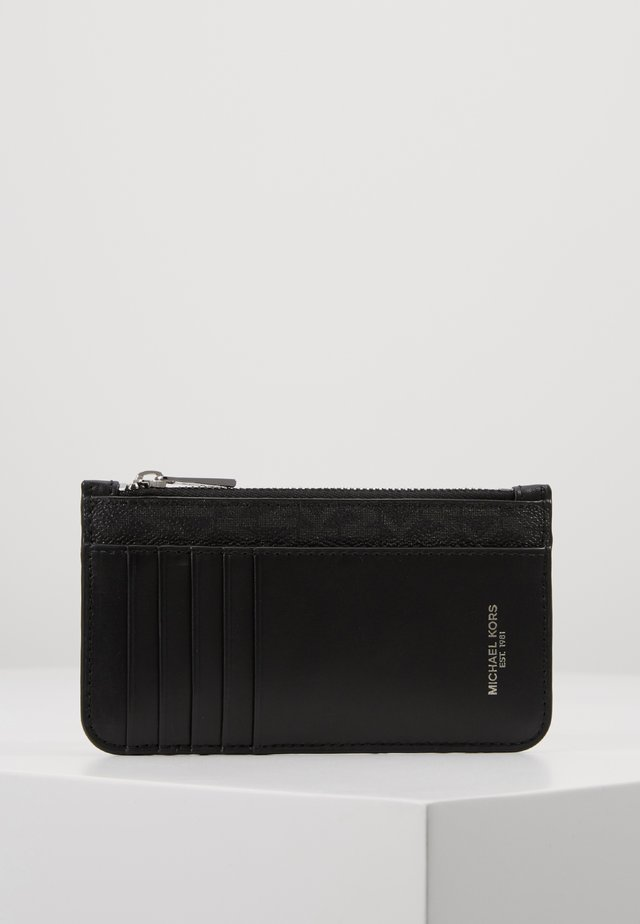 LONG ZIP WALLET - Portfel - black