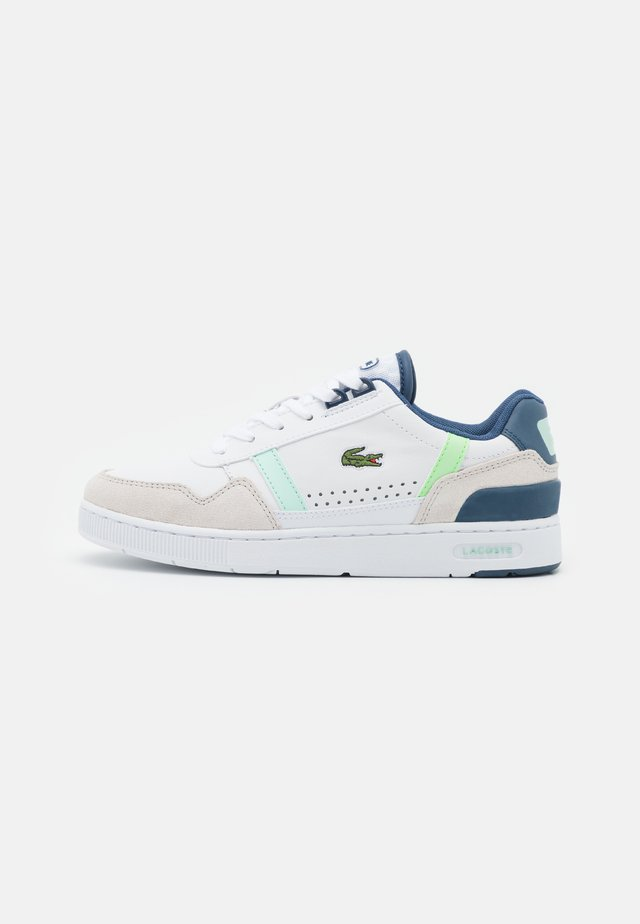 T-CLIP  - Baskets basses - white/navy