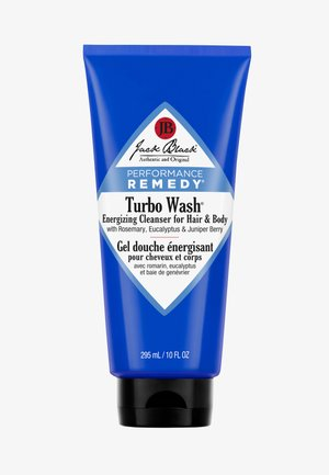 TURBO WASH ENERGIZING CLEANSER - Gel douche - -