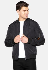 Threadbare - Giubbotto Bomber - schwarz - 0