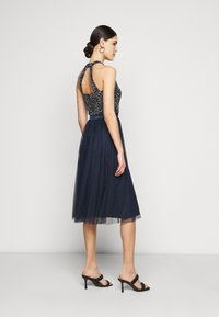 Lace & Beads Tall - SANIA TALL - Koktejlové šaty/ šaty na párty - navy - 2