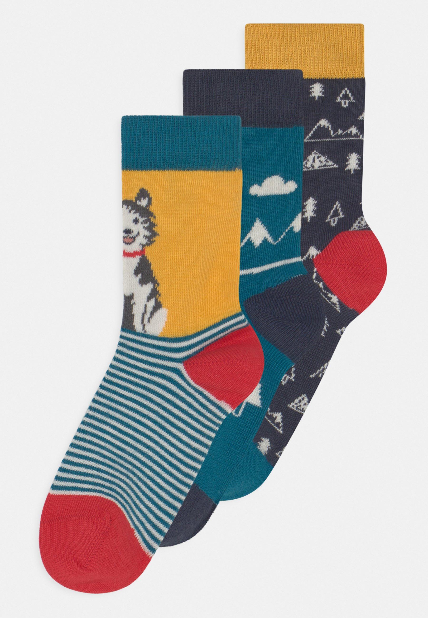 Kinder ROCK MY SOCKS 3 PACK UNISEX - Socken