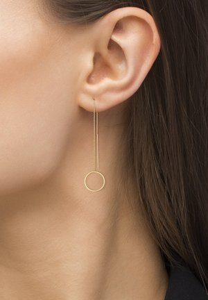 ERIS - Earrings - gold-coloured