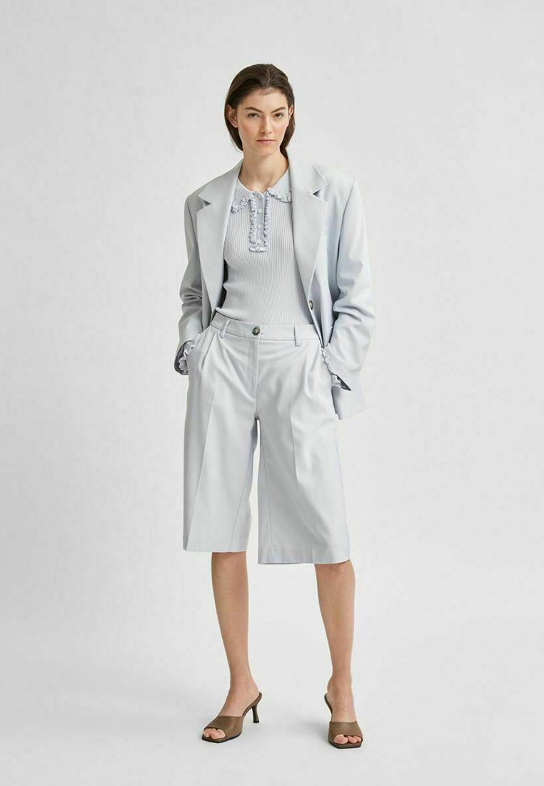 Donna RELAXED FIT RECYCELTER POLYESTER - Blazer