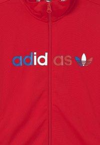 adidas Originals - TRI COLOUR UNISEX - Training jacket - scarlet - 2