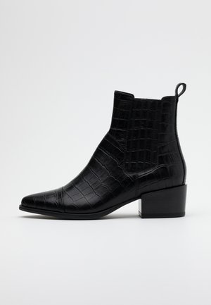 MARJA - Bottines - black