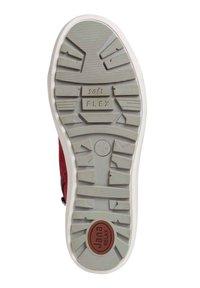 Jana - SNEAKER - Zapatillas altas - chili - 4