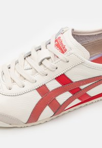 Onitsuka Tiger - MEXICO 66 UNISEX - Sneakers basse - cream/red brick - 5