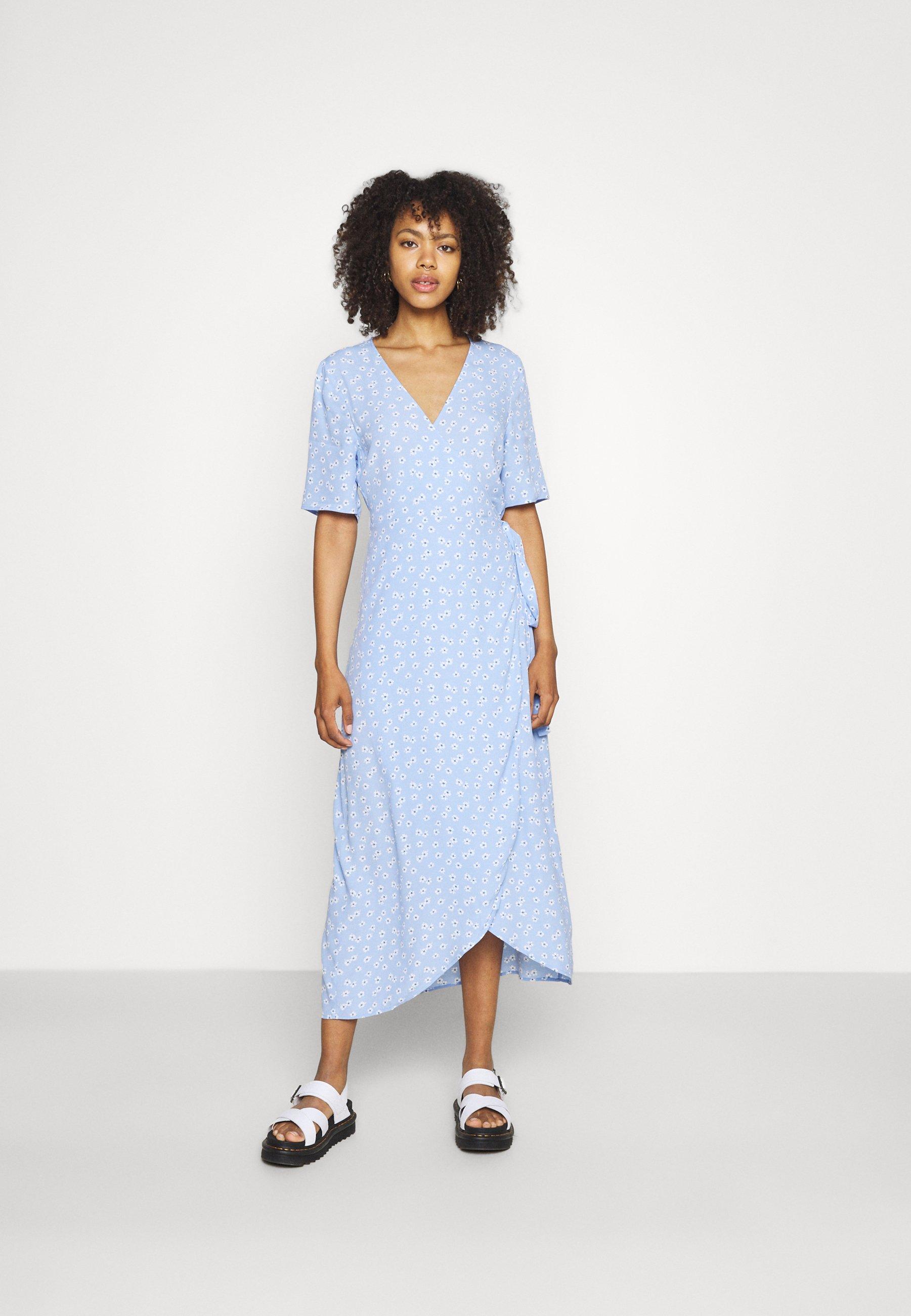 Women ENBRYONY DRESS - Maxi dress