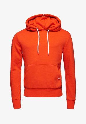 L.A. HOOD - Hoodie - orange