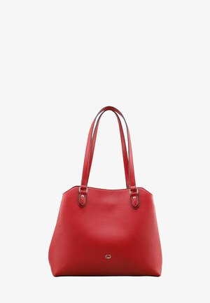 PERFECT LADY  - Handbag - darkred